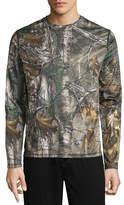 Asstd National Brand Avenger Hunting Crew Neck Long Sleeve Thermal Shirt