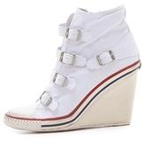 Ash Thelma Bis Wedge Sneakers