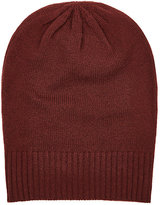 Barneys New York MEN'S CASHMERE OVERSIZED BEANIE