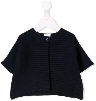 Il Gufo short-sleeve cardigan