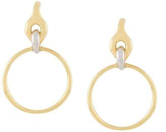 Charlotte Chesnais Halo earrings