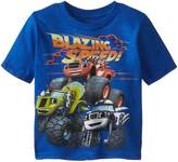 Nickelodeon Little Boys' Blaze and The Monster Machines Blazing Speed Toddler Boys Tee