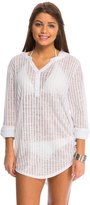 Billabong Lovechild Hooded Coverup Tunic 8140589