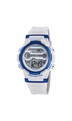 Calypso Boy's Digital Quartz Watch with Plastic Strap K5808/1
