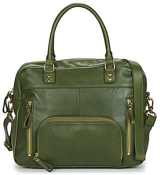 Nat & Nin MACY women's Shoulder Bag in Green