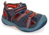 Stride Rite Infant Boy's Baby Riff Sport Sandal