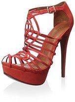 Schutz Women's Caged Platform Sandal