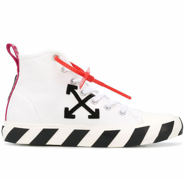 Off-White White High-top Sneakers
