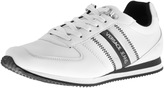 Versace Jeans Logo Trainers White