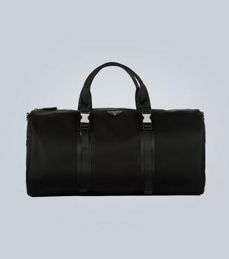Prada Nylon duffel bag with logo