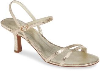 Linea Paolo Hope Kitten Heel Sandal