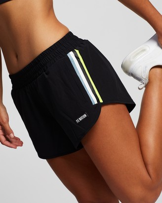 P.E Nation In Goal Shorts