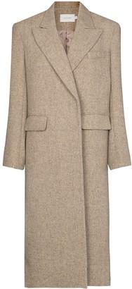 Low Classic Wool Coat