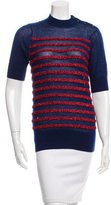 Marc Jacobs Cashmere Embellished Top