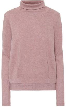 Alo Yoga Clarity cotton-blend sweater