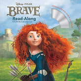 Disney Brave Read-Along Storybook and CD