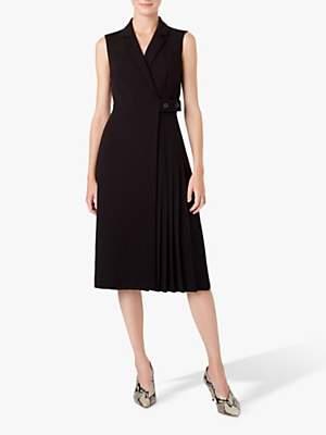 Hobbs Analise Dress, Black