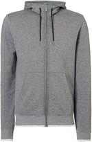 Farah Men's Hicks zip-up hoodied sweat top