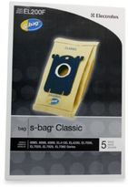 Electrolux s-Bag® Classic in 5 Pack