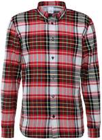 Won Hundred Ted Shirt Chinese Red