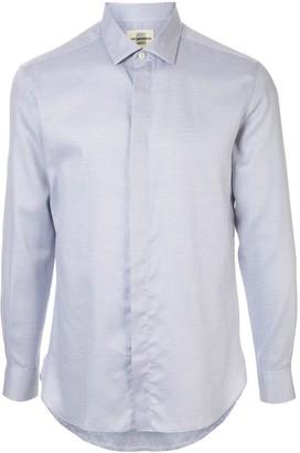 Kent & Curwen Micro Motif Formal Shirt