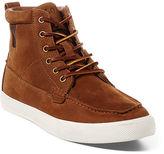Polo Ralph Lauren Tavis Suede High-Top Sneaker