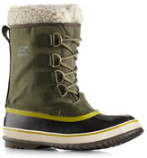 Sorel Winter Carnival Wool Sherpa-Lined Waterproof Duck Boots