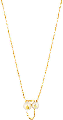 Tous Icon 18K Pearl Necklace
