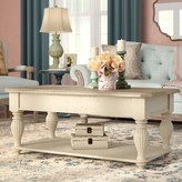 Beachcrest Home Sharon Lift Top Coffee Table with Storage
