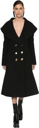 Loewe Double Breast Wool Coat