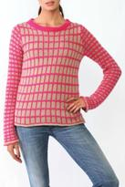 Wooden Ships Tate Crew-Neck Sweater