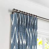 Loom Decor Pinch Pleat Drapery Bali - Denim