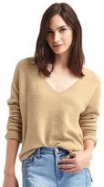 Gap Wide V-neck pullover sweater