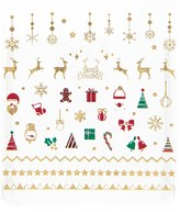 Forever 21 FOREVER 21+ Holiday Nail Stickers