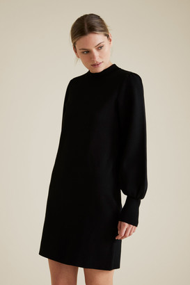 Seed Heritage Blouson Knit Dress