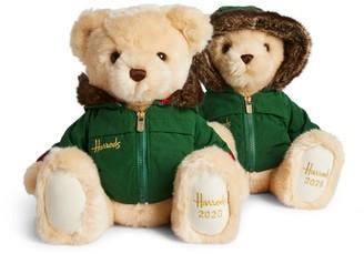 Harrods Christmas 2020 Nicholas Bear (Set of 2)