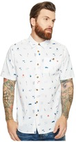 O'Neill Grilled Short Sleeve Woven Men's Short Sleeve Button Up