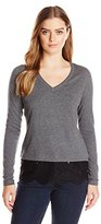 T Tahari Women's Sam Sweater
