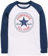 Converse Boys Long Sleeve Chuck Patch Ra