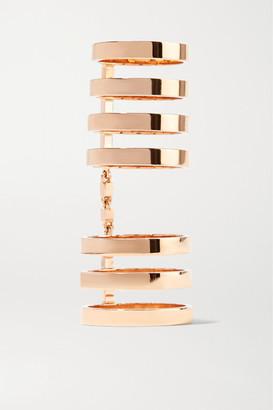 Repossi Berbere 18-karat Rose Gold Ring - 52
