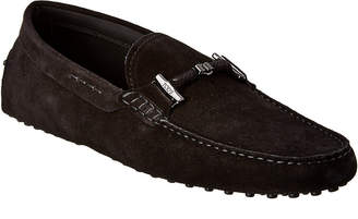 Tod's TodS Gommino Suede Loafer