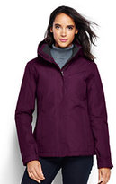 Classic Women's Petite Hooded Squall Jacket-Country Rose