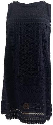 Vanessa Bruno Blue Lace Dress for Women