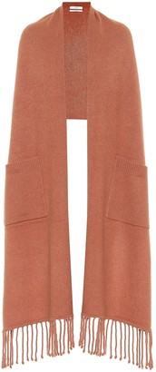 Co Oversized cashmere scarf