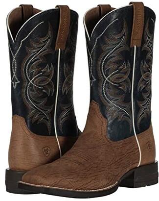 Ariat Holder (Spruce/Navy Blue) Cowboy Boots