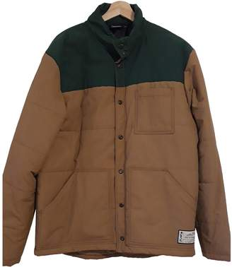 Non Signã© / Unsigned Non SignA / Unsigned Brown Polyester Coats