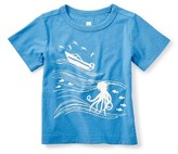 Tea Collection Infant Boy's Golden Beach T-Shirt