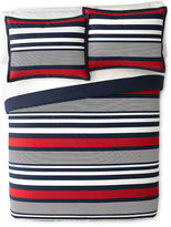 Izod Varsity Stripe Comforter Set