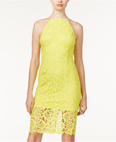 GUESS Freja Lace Halter Dress