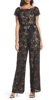 Adrianna Papell Women's Lace Jumpsuit